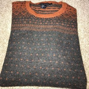 FRENCH CONNECTION LAMBSWOOL BLEND SWEATER